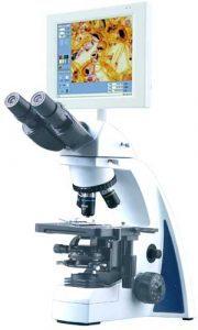 Digital LCD Biological Microscope